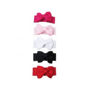 Baby Wisp Small Snap Tuxedo Bows Collection Classic