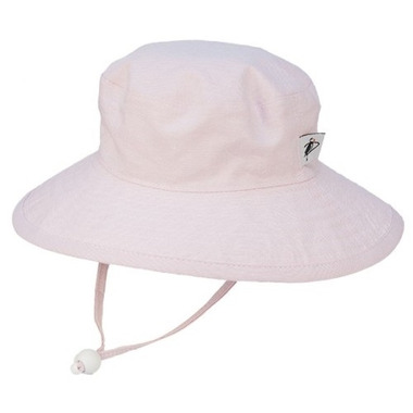 Puffin Gear Sunbaby Hat Oxford Light Pink