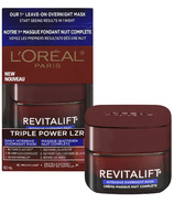 L'Oreal Revitalift Triple Power LZR Intensive Overnight Mask
