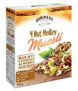 Jordans 4 Nut Medley Muesli