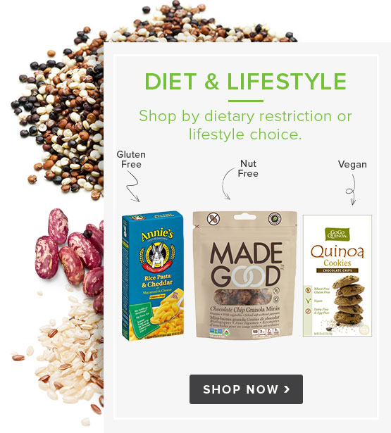 Shop Diet & Lifestyle