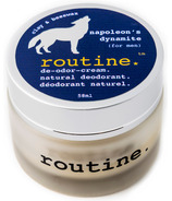 Routine De-Odor-Cream Natural Deodorant in Napoleon's Dynamite Scent