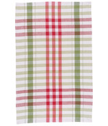 Now Designs Holiday Cheer Check Dishtowel Set