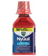 Vicks NyQuil Cold & Flu Multi-Symptom Relief Liquid