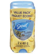 Secret Scent Expressions Clear Gel Antiperspirant / Deodorant Value Pack