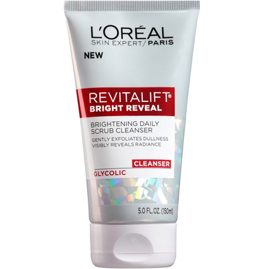 L\'Oreal Paris Revitalift Bright Reveal Scrub Cleanser