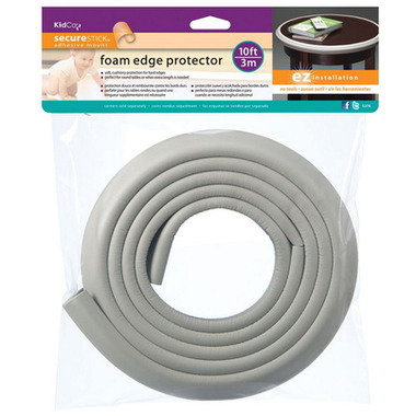 KidCo Gray Foam Edge Protector