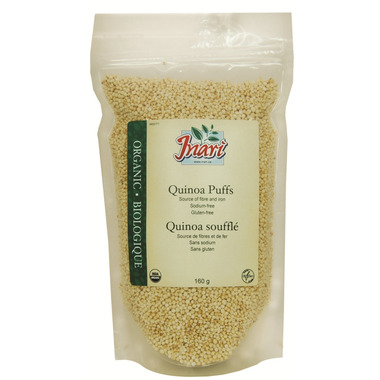 Inari Organic Quinoa Puffs