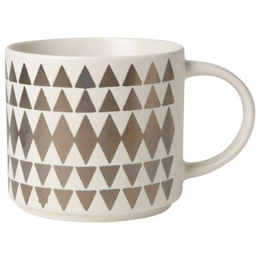 Now Designs Bronze Geo Mug