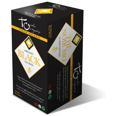 Touch Organic Black Tea