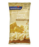 Barbara's White Cheddar Baked Cheez Puffs