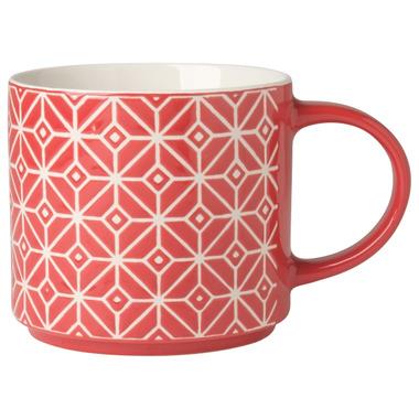 Now Designs Mug Tile Red