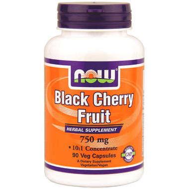 NOW Foods Black Cherry Fruit