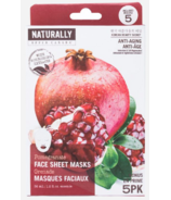 Naturally Upper Canada Pomegranate Face Mask