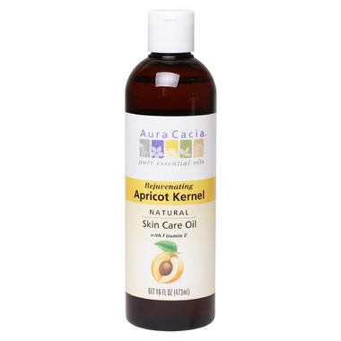 Aura Cacia Apricot Kernel Natural Skin Care Oil