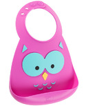 Make My Day Baby Bib What a Hoot