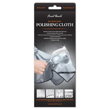 Final Touch Microfiber Polishing Cloth
