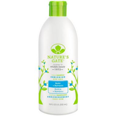 Nature\'s Gate Biotin Enriching Shampoo