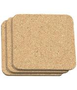 Square Cork Trivet Set