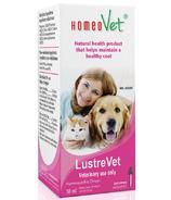 HomeoVet LustreVet Pet Supplements