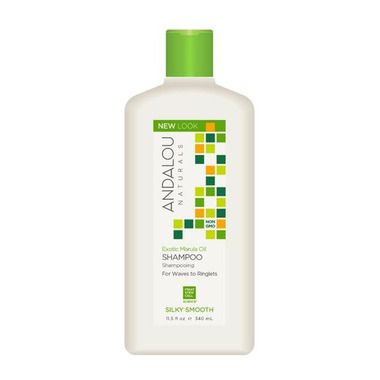 ANDALOU naturals Exotic Marula Oil Silky Smooth Shampoo