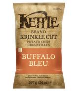 Kettle Krinkle Cut Buffalo Bleu