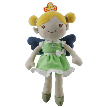 My Natural Good Earth Fairy Doll Blond Princess