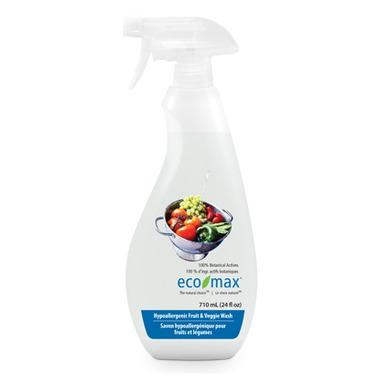 eco-max Fruit & Veggie Wash