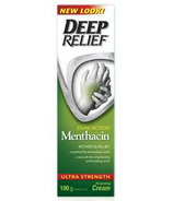 Deep Relief Dual Action Menthacin Arthritis Relief Rub