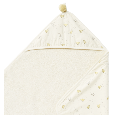 Petit Pehr Baby Chick Hooded Towel