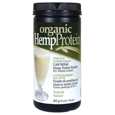 Prairie Naturals Organic HempProtein Natural