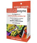 Webber Naturals Complete Digestive Enzymes