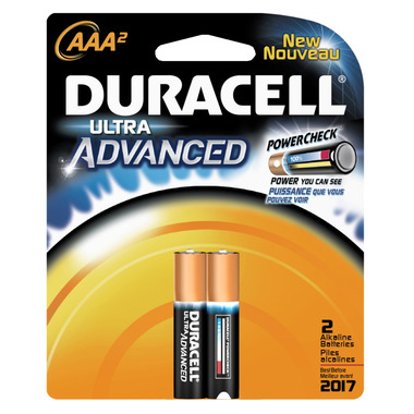 Duracell Ultra Advanced AAA Batteries