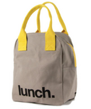 Fluf Lunch Zipper Lunch Bag