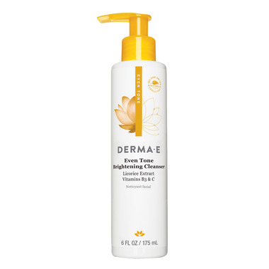 Derma E Even Tone Brightening Cleanser