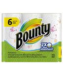 Bounty Prints Paper Towels