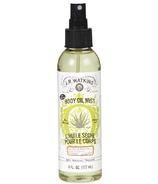 J.R. Watkins Aloe & Green Tea Body Oil Mist