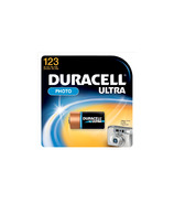 Duracell Ultra Photo Lithium Battery - 123