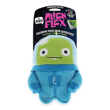 Spunky Pup Alien Plush Bubu
