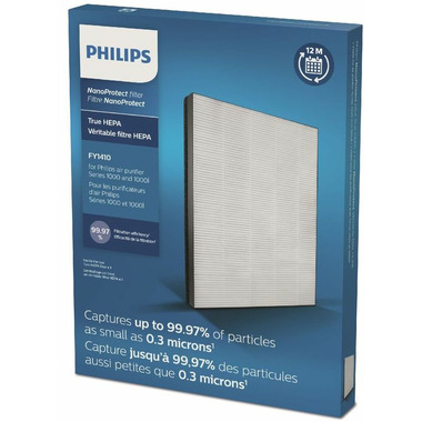 Philips NanoProtect HEPA Series 3 Filter for Air Purifier Series 1000