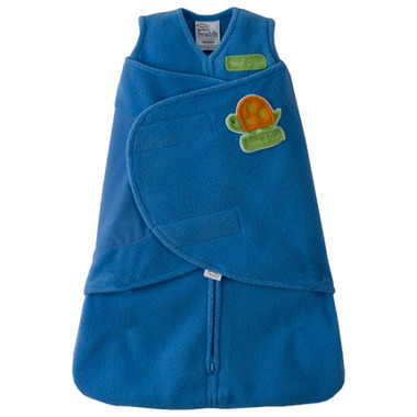 hello! I have the Halo swaddle sleepsack and love it! my question for those of you that swaddle, do you do it every time they sleep or just at night? when I see her getting tired and fussy I swaddle her and she is out! But she sleeps a long tine when saddled cause she is so comfy.
