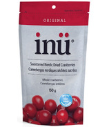 inu Sweetened Nordic Dried Cranberries Original