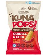 KunaPops Super Grain Snack Spicy Chilli