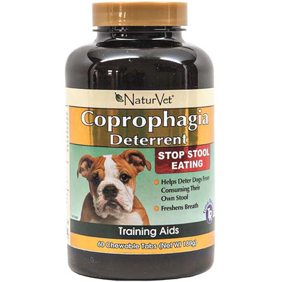 Buy Naturvet Coprophagia Deterrent Tablets From Canada At