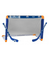 Franklin NHL Edmonton Oilers Mini Hockey Set