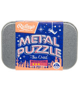 Ridley's Metal Puzzle in Tin The Orbit