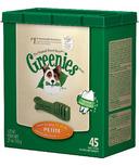 Greenies Canine Dental Chews Treat Tub