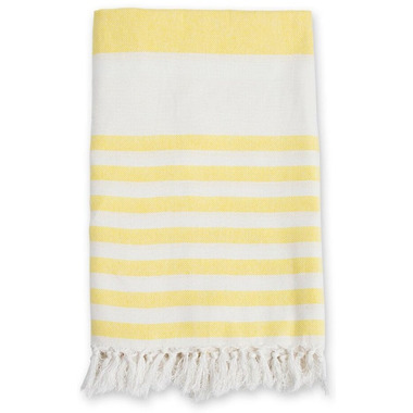 Lulujo Turkish Towel Sunshine Yellow