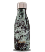 S'well Elements Collection Stainless Steel Water Bottle Baltic Green Marble