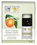 Aura Cacia Sweet Orange Essential Oil